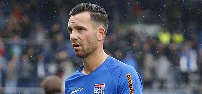 Foto: Bruns wimpelt Eredivisie-interesse mogelijk af: