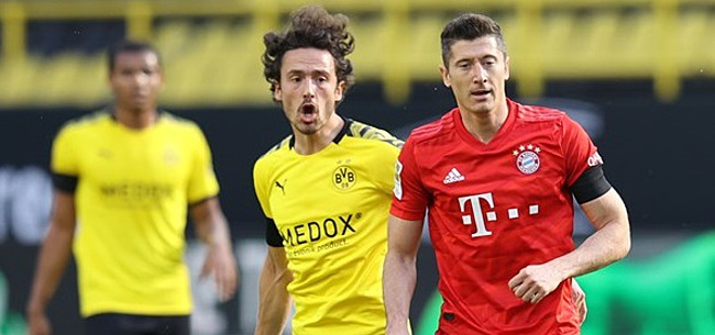 Foto: Verbale strijd Bayern en Dortmund duurt voort: