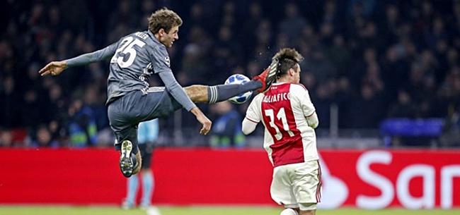 Foto: UEFA legt Ajax en Bayern boetes én schorsingen op