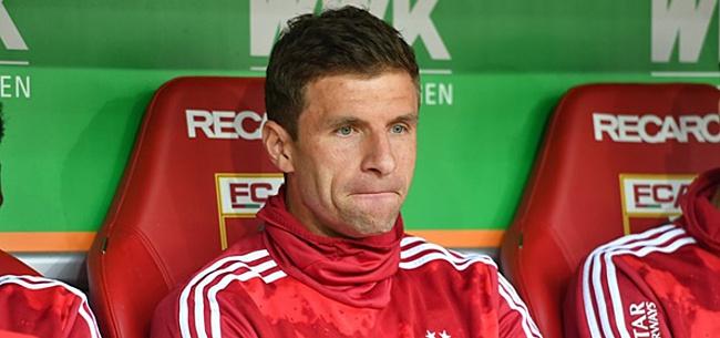 Foto: Müller onthult: