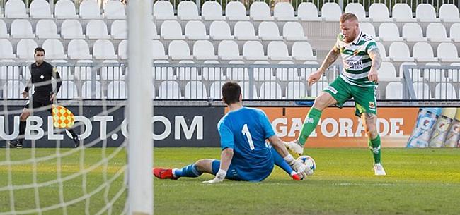 Foto: Jong Ajax ondanks treffers Verheydt veel te sterk voor Go Ahead