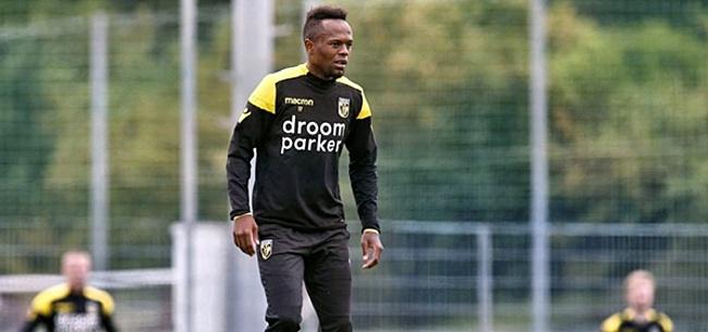 Foto: 'Vitesse raakt Thulani Serero kwijt: transfer van 1 miljoen euro'