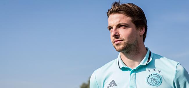 Foto: Ziekmelding betekent wellicht zeer goed nieuws voor Ajax-goalie Krul