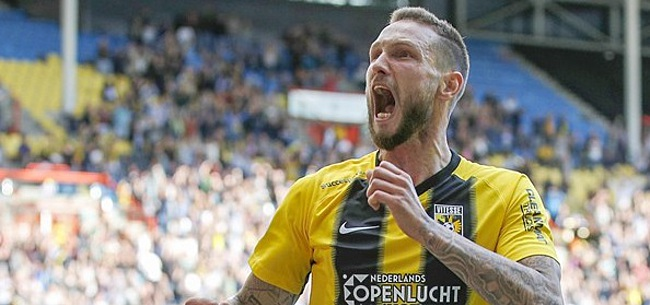 Foto: De 11 namen bij Vitesse en FC Groningen: Matavz gepasseerd