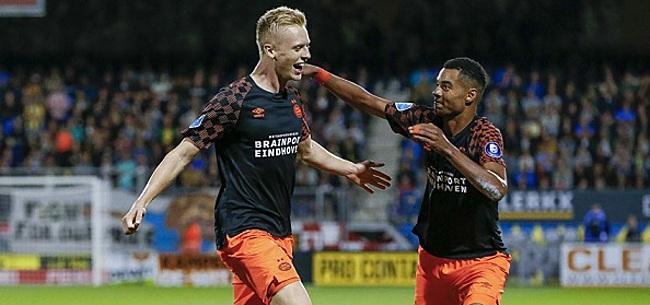 Foto: Baumgartl verrast: 'Hij is één van de belangrijkste spelers van PSV'