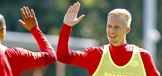 Foto: Baumgartl: 'Ik heb binnen PSV uitgesproken dat ik het onbegrijpelijk vond'