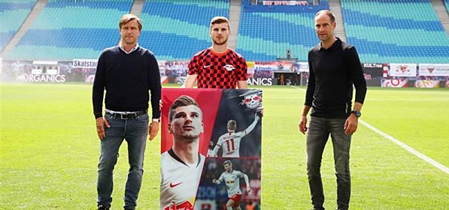 Foto: OFFICIEEL: RB Leipzig haalt opvolger Werner voor 14 miljoen binnen