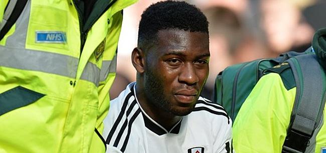Foto: Fulham 'gesloten boek' voor Fosu-Mensah: 'Een oplossing zou goed voor hem zijn'
