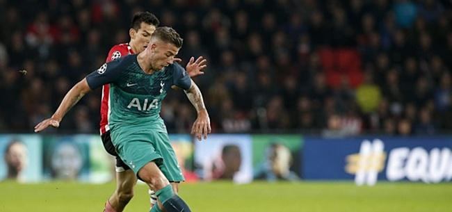 Foto: Alderweireld wakker door Ajax: 'Hoorde hem helemaal losgaan'