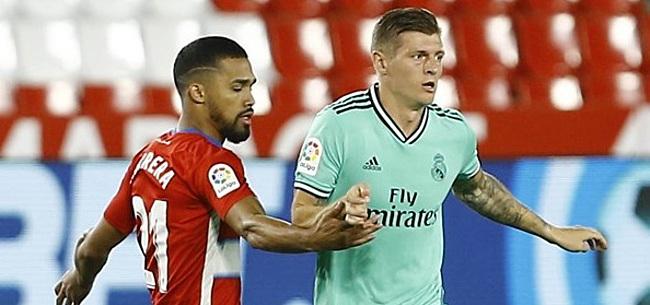 Foto: Real Madrid bijna landskampioen na benauwde zege