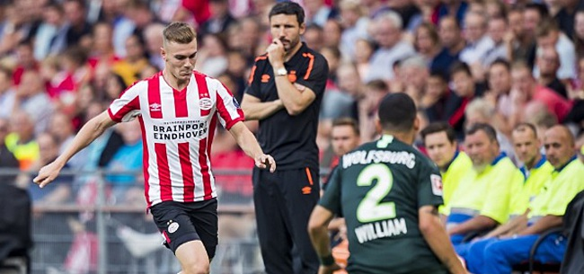 Foto: Valencia verrast PSV en Lato met 'vreemde en onbegrijpelijke' beslissing