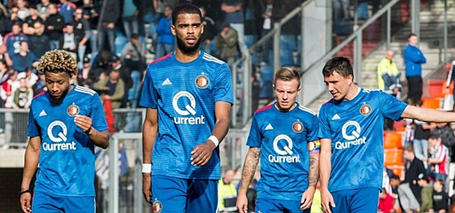Foto: Feyenoorder heeft toekomstbesluit al genomen