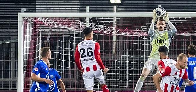 Foto: TOP Oss passeert Almere City, 'eredivisiespelers' bezorgen Jong PSV drie punten