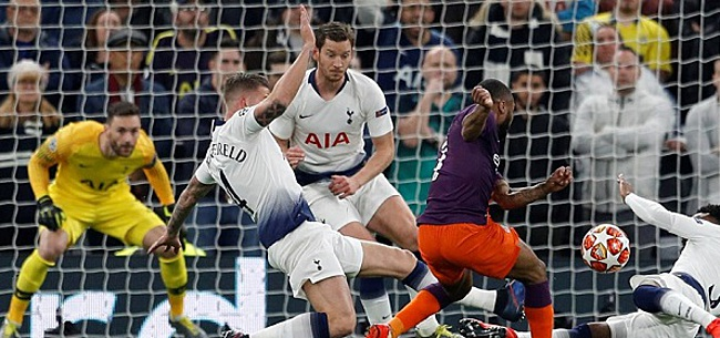Foto: Tottenham pakt voorsprong op City, Liverpool ruikt laatste vier