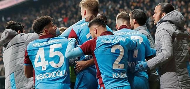Foto: Trabzonspor stapt naar CAS na keiharde UEFA-straf
