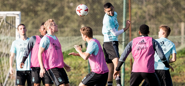 Foto: 'Internazionale gaat ervandoor met Ajacied'