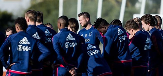 Foto: 'Ajax keert niet meer terug naar de plek waar zoveel tranen liggen'
