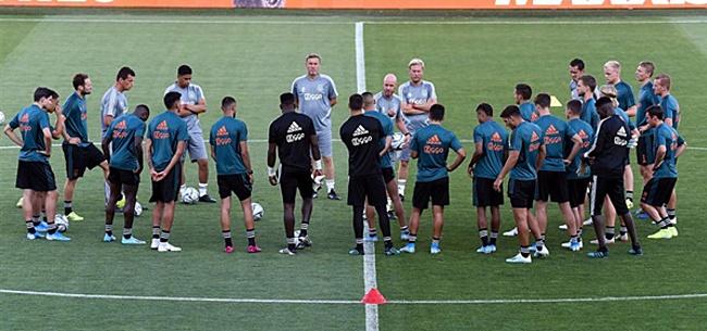Foto: 'Ajax kondigt maandag grote uitgaande transfer aan'
