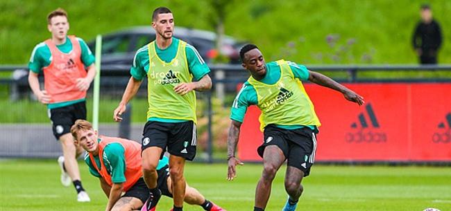 Foto: 'Feyenoord krijgt megabod van 18 miljoen euro binnen'