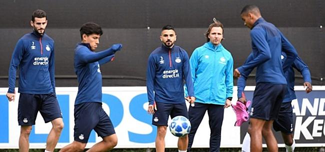 Foto: 'Meerdere spelers willen en mogen PSV in januari verlaten'