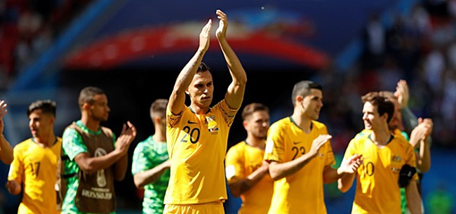 Foto: Australiërs vegen vloer aan met PSV'ers: 'Kunnen niet voetballen'