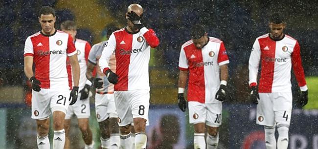 Foto: 'Feyenoorder is basisplek definitief kwijt'