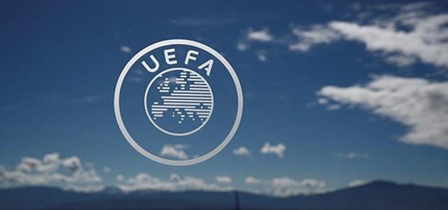 Foto: UEFA geeft toe: 'Uitsluiting dreigt bij stopzetten competitie'