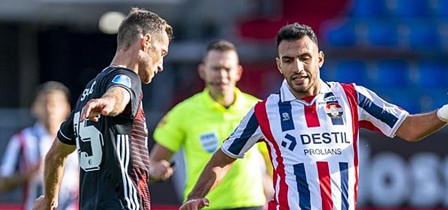 Foto: Feyenoord-aanwinst Spajic zat diep:
