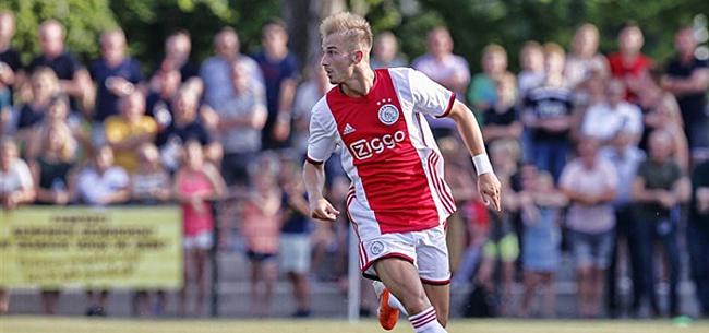 Foto: Bij Ajax vertrokken Cerny: