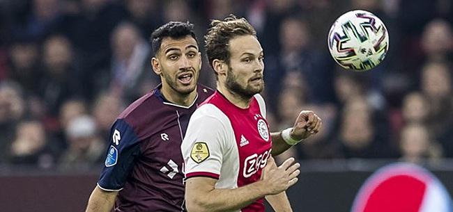 Foto: Willem II stunt en bezorgt Ajax eerste Eredivisie-nederlaag