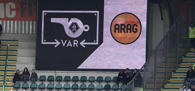 Foto: Twee Eredivisie-captains hekelen VAR, De Ligt pleit voor ingrijpende verandering