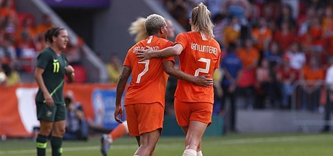 Foto: Leeuwinnen gaan veel meer verdienen bij Oranje