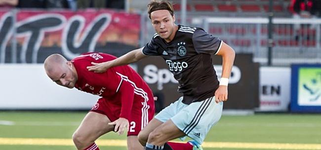 Foto: De Boer over gevallen Ajax-talent: