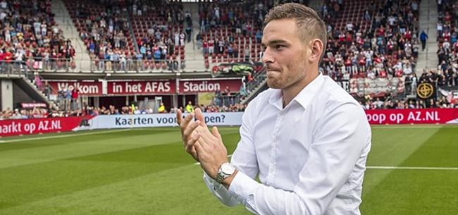 Foto: 'Fans worden gek: Janssen verklapt nieuwe werkgever'