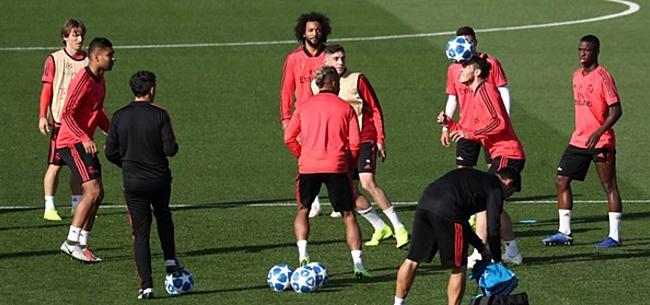 Foto: 'Of ik al eerder naar Real Madrid vertrek? Dat denk ik niet'