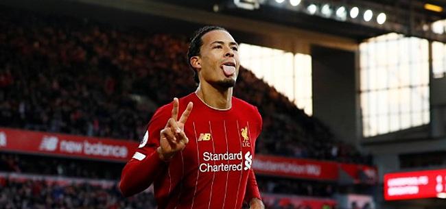 Foto: Liverpool moet ook naam Van Dijk schrappen voor halve finale WK voor clubs