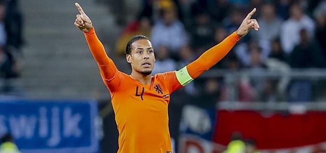 Foto: 'Liverpool neemt beslissing over ontkennende Van Dijk'