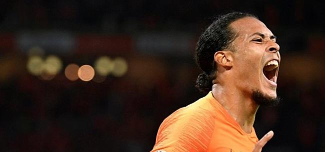 Foto: Van Dijk: 'Ramos de beste verdediger ter wereld? Niet mijn type verdediger'