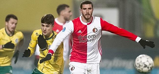 Foto: Feyenoord-fans begrijpen er niets van: