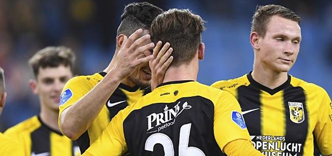 Foto: 17-jarige vakkenvuller mee op trainingskamp Vitesse: