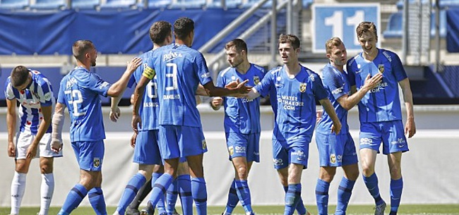 Foto: Vitesse verslaat ook Heerenveen: valste start doelman Mulder