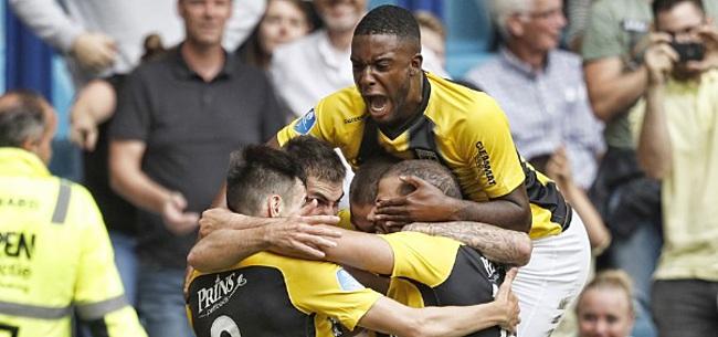 Foto: Financiële zorgen bij Vitesse: