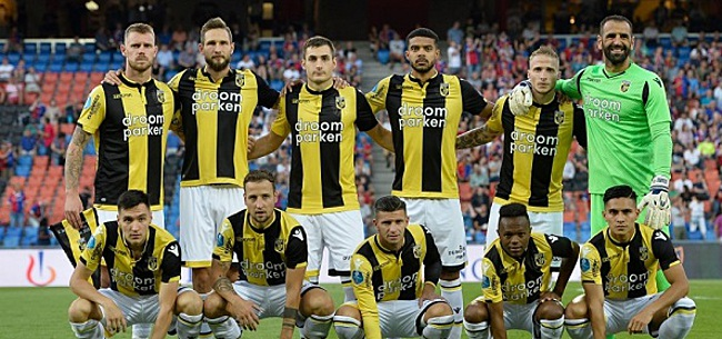 Foto: Fysieke problemen bij Vitesse: steunpilaren dreigen PEC Zwolle te missen
