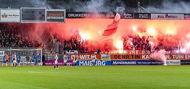 Foto: 'Nieuwe domper voor Ajax lijkt onvermijdelijk'