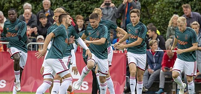 Foto: 'Ajax heeft aanwinst bijna binnen en maakt nieuwe captain bekend'