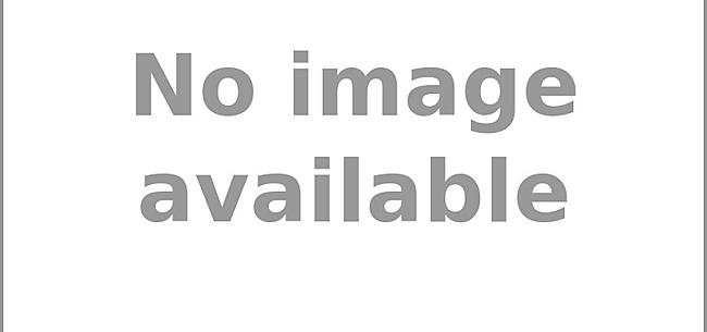 Foto: Bizar: Heerenveen-keeper geblesseerd door te fanatiek juichen