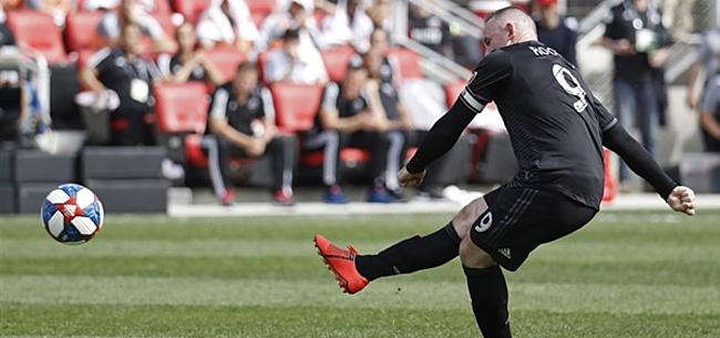 Foto: Rooney leert veel van Cocu en staat te trappelen om weer te spelen