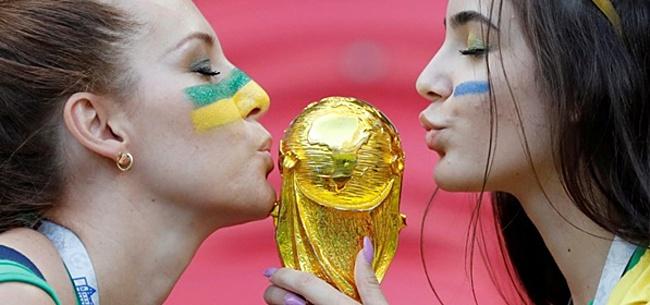 Foto: 'Zuid-Amerika zorgt voor sensationele wending in voetballerij'
