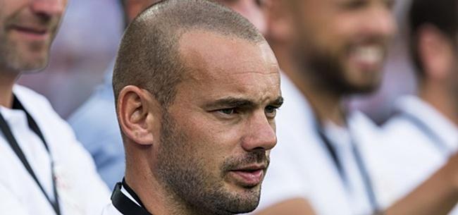 Foto: 'Wesley Sneijder zorgt voor grote verrassing'