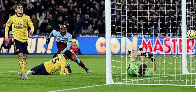 Foto: Arsenal buigt achterstand om en beëindigt dramatische reeks